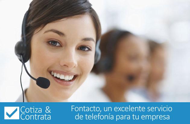 Fontacto, un excelente servicio de telefonía para tu empresa