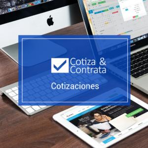 cotizaciones de proveedores