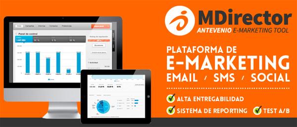 herramienta de emailing para el mercado mexicano