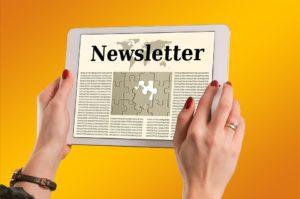 Campañas de newsletter